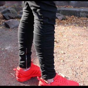 H&M Fear of God Style Zipper Joggers